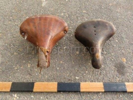 Saddles for bicycles