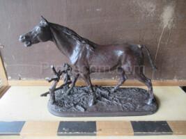 Horse statuette