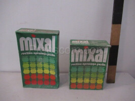 Washing powders Mixal