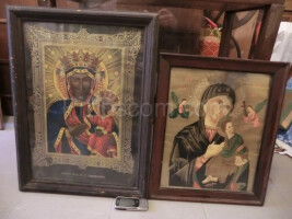 Images of a religious scene