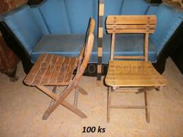 garden wooden folding chairs