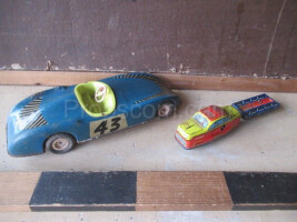 Toy cars mix