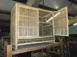 Wicker cage