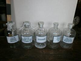 Narrow-necked bottles