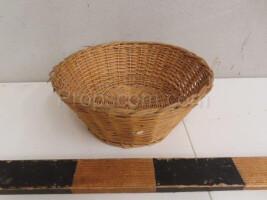 Woven round braided