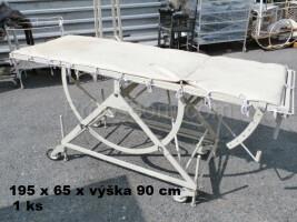 hospital verticalization bed