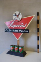 Superoil oil stand
