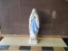 Statuette of the Virgin Mary