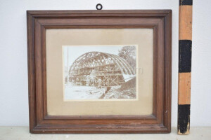An image of a bridge construction