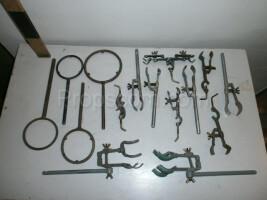 Laboratory equipment holders