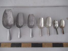 Aluminum merchant's blades