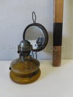 Kerosene lamp metal