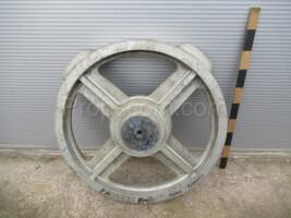 Industrial V-wheel