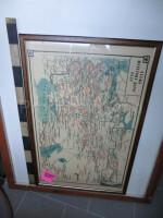 CCCP glazed map