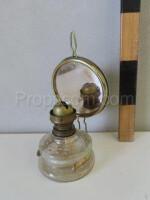 Kerosene glass lamp