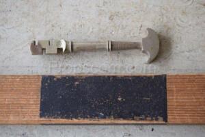 Glazier's hammer