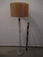 Retro metal plastic lamp