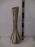 High ceramic pottery