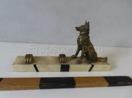 German Shepherd paperweight