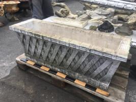 Large concrete box