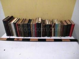 A set of books