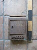 Sheet metal mailbox
