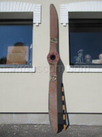 Double-bladed propeller