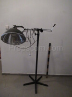 Lighting lamp with joint