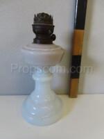 Kerosene lamp porcelain