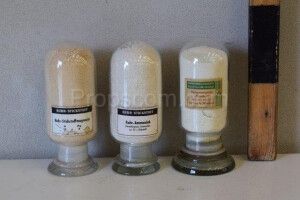 Flasks for chemical laboratory