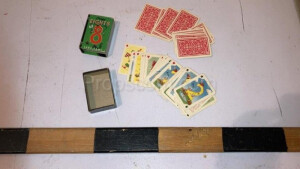 Eights card game