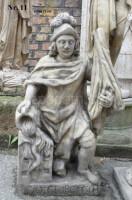 Statue of Georg Tbesch