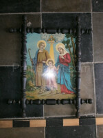 An image of a religious motif