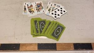 Card game Raining