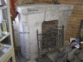 Fireplace - mantelpiece