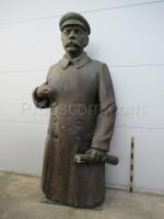 Statue of Joseph Vissarionovich Stalin