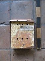 Mailbox stuck
