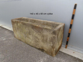 Water trough artificial sandstone